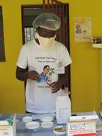 Mozambique - HIV and TB care