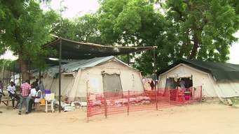 Nigeria - Insufficient aid for the displaced in Maiduguri (DE)