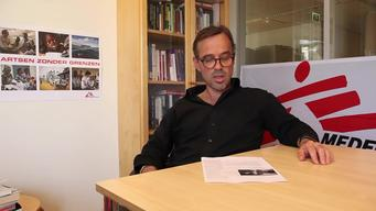 Q & A Session:  Arjan Hehenkamp, the General Director of MSF Operational Centre in Amsterdam (INTL version)
