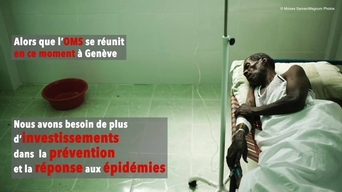 WEBCLIP: MSF Alert: Five epidemics to watch out for - FR
