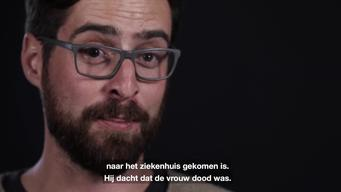 Testimony of Xavier Guillemin, MSF Psychologist coming back from Iraq | Webclip | Dutch