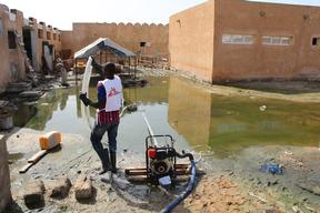 Floods in Mauritania
