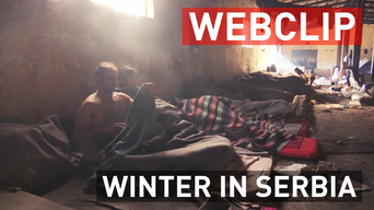 Winter Living Conditions in Belgrade, Serbia | Web Clip | French