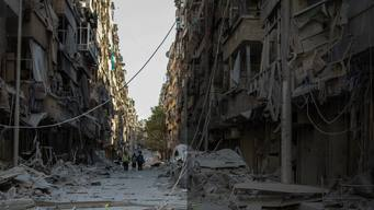 Syria – Aleppo's inhabitants must be allowed to flee (INT)