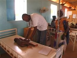 VIDEO: Improved treatment for acute malnutrition (FR)