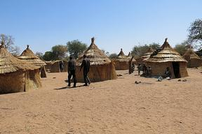 Thousands of newly displaced in Northern Bahr el Ghazal, South Sudan