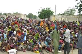 Humanitarian disaster in northeastern Nigeria