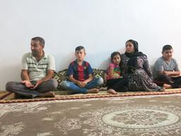 "Iraq - """"I am not happy to leave, I would rather stay here if I could."""