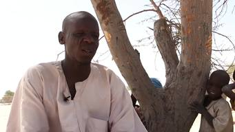 Chad – Survivors of conflict now stranded in the desert (INT)