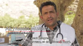 WEBCLIP:  Malaria affecting thousands in war-torn Yemen (FR)