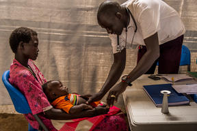 Mobile Clinics in Akobo and Kier : providing access to basic healthcare in remote areas