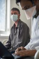 Treating XDR-TB patients in Grozny