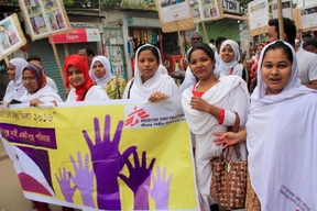 Aiding Survivors of Sexual and Gender-Based Violence in Dhaka, Bangladesh