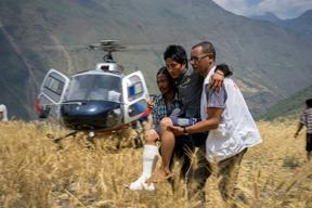Every Life Counts, Stories from Nepal