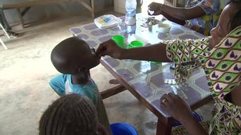 Malaria – Offering children a chance