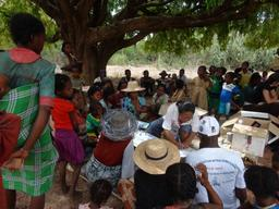 Madagascar, Bekily district, emergencies and obstetric , Isabelle Ferry / MSF, dec 2012.