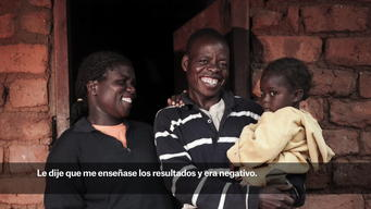 4. Because tomorrow needs her. Video about HIV Malawi (Edna)