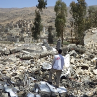 Yemen: snapshots of destructions