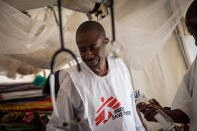 World Malaria Day 2018 in DRC