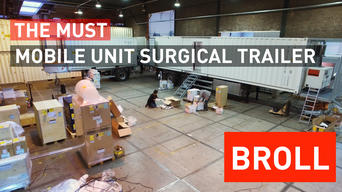 The MUST - Mobile Unit Surgical Trailer | BROLL