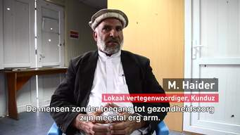 Kunduz 1 Year after: Social Media call to action | Webclip | Dutch