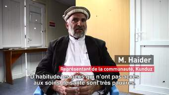 Kunduz 1 Year after: Social Media call to action | Webclip | French
