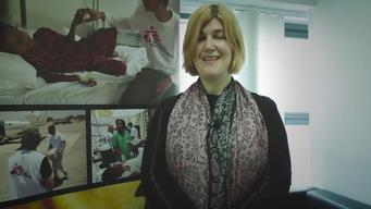 Q & A Sessions: Dr Claire Fotheringham, MSF Medical Advisor (INTL Version)