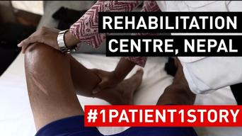 #1PATIENT1STORY | Lechhiring and Bir, hand in hand on the recovery path