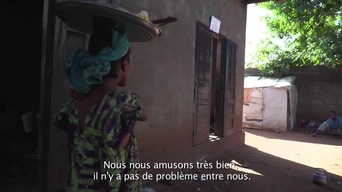 WEBCLIP - Adama, 12 -year old girl in Carnot enclave, CAR (FR)