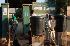 Fighting Hepatitis E in Am Timan Hospital, Chad - January 2017
