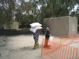 Chad - Distribution of hygiene and shelter kits to people displaced by Boko Haram attacks