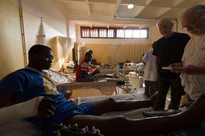 surgical emergency project at the General Hospital of Bangui