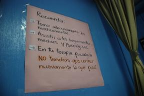 Guatemala - Care for victims of sexual violence