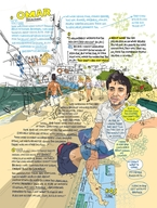Omar in Kos by Olivier Kugler