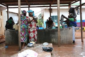 Cameroon - Nutritional care for Central African refugees in Batouri