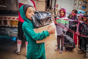 Iraq - Mobile clinics and NFI distributiont to IDPs in Dohuk Governorate