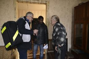 Ukraine - Support to the inhabitants of Debaltsevo