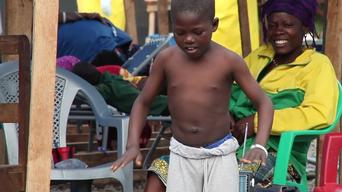 Mamdee, the boy who tricked Ebola