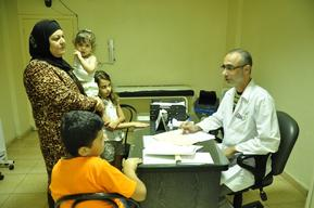 Lebanon - Providing medical care for Syrian refugees and Lebanese people affected by violence