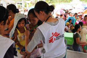MSF Mobile clinic