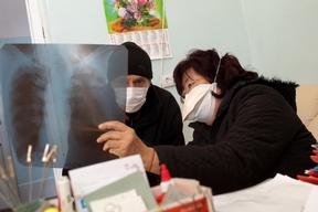 Kyrgyzstan - Figthing MDR-TB