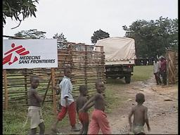 VIDEO: Liberia, the milk supply (FR)