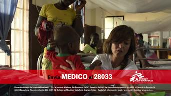 MSF Spain DRTV Spot  with Ruth Conde as prescriber-TEXT version