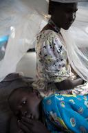 Refugee crisis South Sudan, Upper Nile State, Batil and Doro.