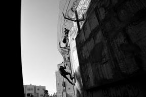 Palestinian Authorities, occupation in West Bank +East Jerusalem, A. Baumel / MSF, dec 2014,