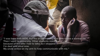 Uganda – Fishing community severely affected by HIV/Aids (ENG)
