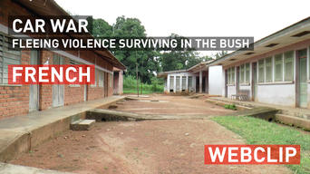 CAR war – fleeing violence surviving in the bush | French
