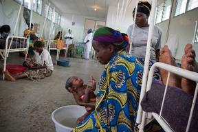 REDUCING MATERNAL MORTALITY BURUNDI