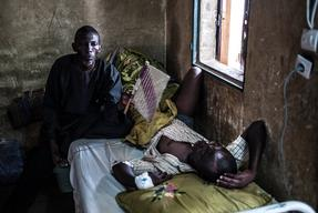 Meningitis Epidemic in Niger