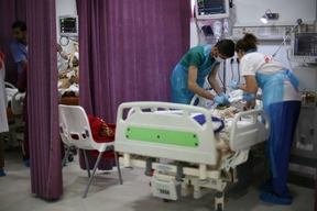 Newly renovated ICU Opens at Sulaymaniyah Emergency Hospital